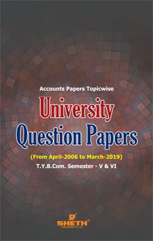 University Question Papers –T.Y.B.Com.–Semester–V