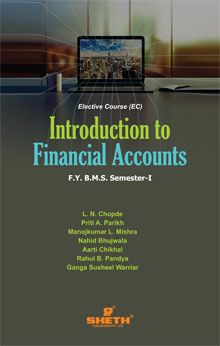 Introduction to Financial Accounts–F.Y.B.M.S.–Semester–I