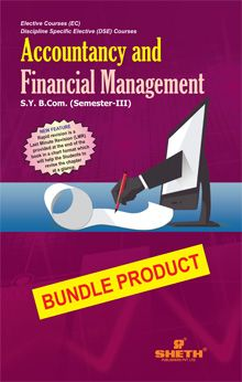Accountancy & Financial Management-B.Com-Semester-III-Bundle Product
