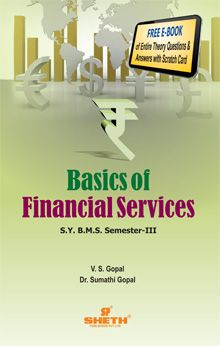 Basics of Financial Service–S.Y.B.M.S–Semester–III