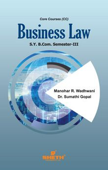 Business Law-B.Com-Semester-III