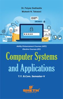 Computer Systems and Applications- B.Com - Semester-V