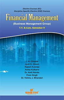 Financial Management- B.Com - Semester-V