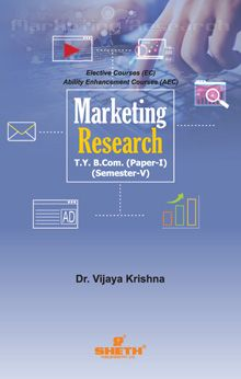 Marketing Research-B.Com-Semester-V