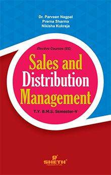 Sales & Distribution Management–T.Y.B.M.S.–Semester–V