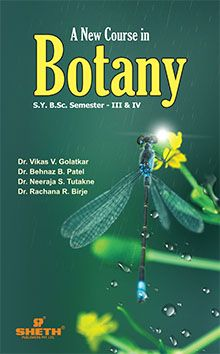 A New Course in Botany–S.Y.B.Sc.–Semester–III & IV