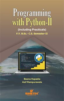 Programming with Python–I (Including Practicals) –F.Y.B.Sc.–C.S.–Semester–I