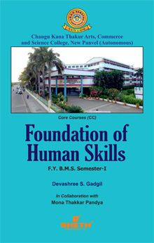 Foundation of Human Skills–F.Y.B.M.S.–Sem.–I