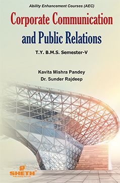 Corporate Communication & Public Relations - T.Y.B.M.S- Semester-V ( Kavita Mishra )
