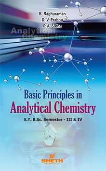 Basic Principles in Analytical Chemistry–S.Y.B.Sc.–Semester–III & IV