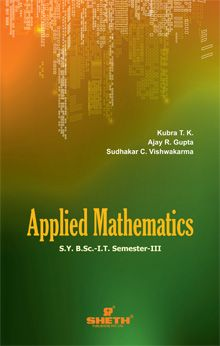 Applied Mathematics – S.Y. B.Sc. – IT – Semester – III