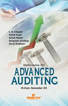 Advanced Auditing–M.Com.–Semester–III