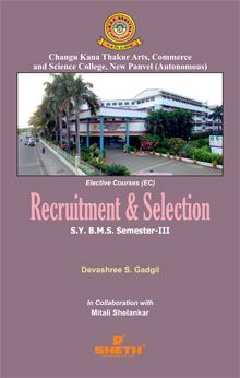 Recruitment & Selection–S.Y.B.M.S.–Semester–III