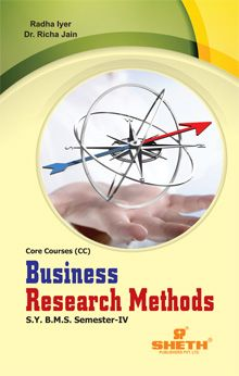 Business Research Methods–S.Y.B.M.S.–Semester–IV (Radha Iyer)
