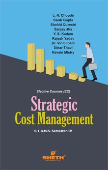 Strategic Cost Management–S.Y.B.M.S.–Semester–IV