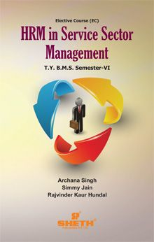 HRM in Service Sector Management–T.Y.B.M.S.–Semester–VI