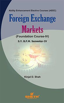 Foreign Exchange Markets (FC–IV)–S.Y.B.F.M.–Semester–IV