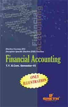 Financial Accounting–T.Y.B.Com.–Semester–VI (Only Illustrations)