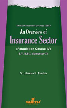 An Overview of Insurance Sector (FC IV) S.Y.BBI Sem IV