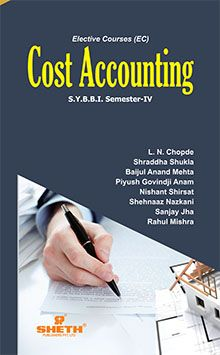 Cost Accounting S.Y.BBI Semester IV