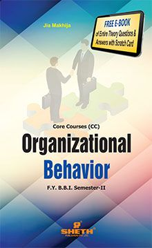 Organizational Behaviour  – F.Y.B.B.I.–Semester–II