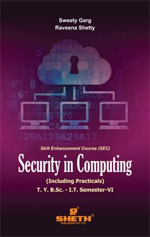 Security In Computing T.Y.B.Sc. I.T Sem VI
