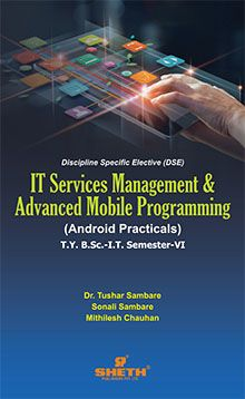 IT Services Mgmt & Adv. Mobile Prog. T.Y.B.Sc. I.T Sem VI