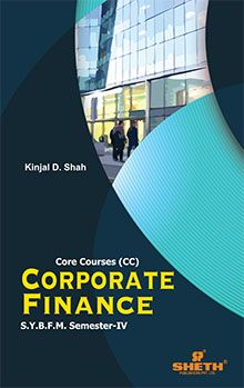 Corporate Finance–S.Y.B.F.M.–Semester–IV