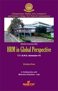 HRM in Global Perspective–T.Y.B.M.S.–Sem.–VI