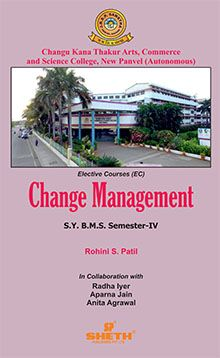 Change Management–S.Y.B.M.S.–Sem.–IV