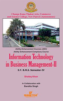 Information Tech. in Bus. Mgt.–II–S.Y.B.M.S.–Sem.–IV