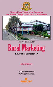Rural Marketing–S.Y.B.M.S.–Sem.–IV