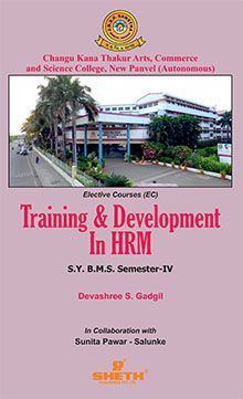 Train. & Develop. in HRM–S.Y.B.M.S.–Sem.–IV