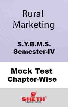 Rural Mark.–BMS–IV–Mock Test (All Chapters)