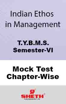 Indian Ethos–BMS–VI–Mock Test (All Chapters)