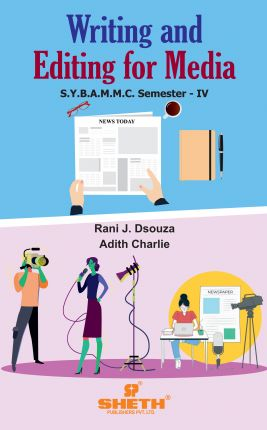Writing and Editing for Media –S.Y.B.A.M.M.C.– Semester–IV