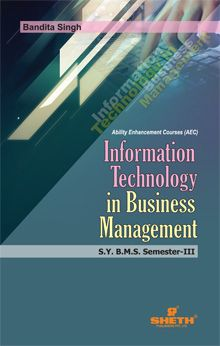 IT in Business. Management .–S.Y.B.M.S.–Semester–III