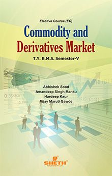 Commodity and Derivatives Market- T.Y.B.M.S- Semester-V