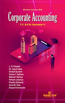 Corporate Accounting-T.Y.B.F.M-Semester-V