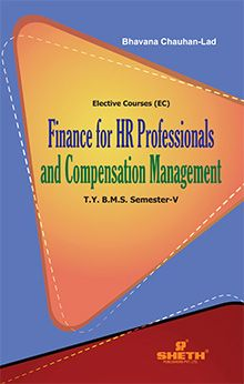 Finance for HR Professionals and Compensation Management -T.Y.B.M.S- Semester-V