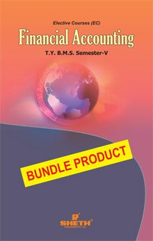 Financial Accounting- T.Y.B.M.S- Semester-V - Bundle Product