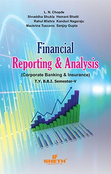 Financial Reporting & Analysis–T.Y.B.B.I–(Sem.–V)