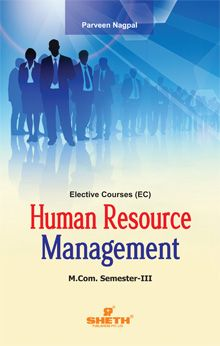 Human Resource Management–M.Com.–Semester–III