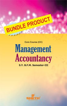 Management Accounting-S.Y.B.F.M- Semester-III-Bundle Product
