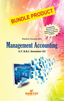Management Accounting–S.Y.B.B.I.Semester–III-Bundle Product