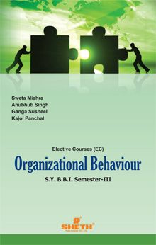 Organisational Behaviour-S.Y.B.B.I.–Semester–III