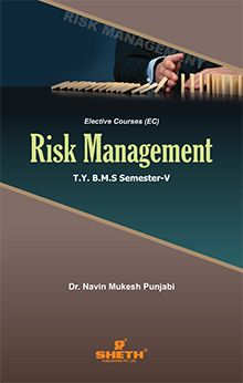 Risk Management - T.Y.B.M.S- Semester-V