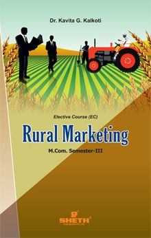 Rural Marketing–M.Com.–Semester–III