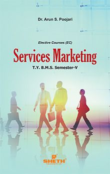 Services Marketing-T.Y.B.M.S-Semester-V