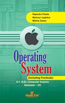 Operating System (Including Practicals)–S.Y.B.Sc.–C.S.–Semester–III